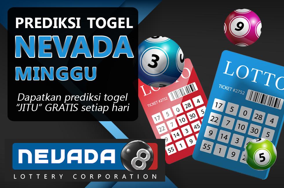 Nevada lottery Minggu Jitu